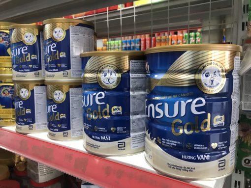 sản phẩm sữa bột giúp tăng cường sức khỏe và sức đề kháng