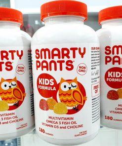 kẹo dinh dưỡng smarty pants