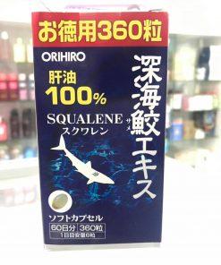 glucosamine chứa vi cá mập orihiro